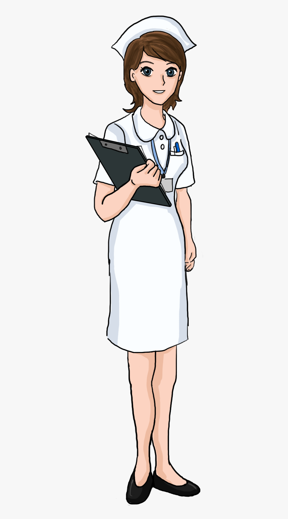 Cartoon pictures of nurses. Nursing clipart nursing staff
