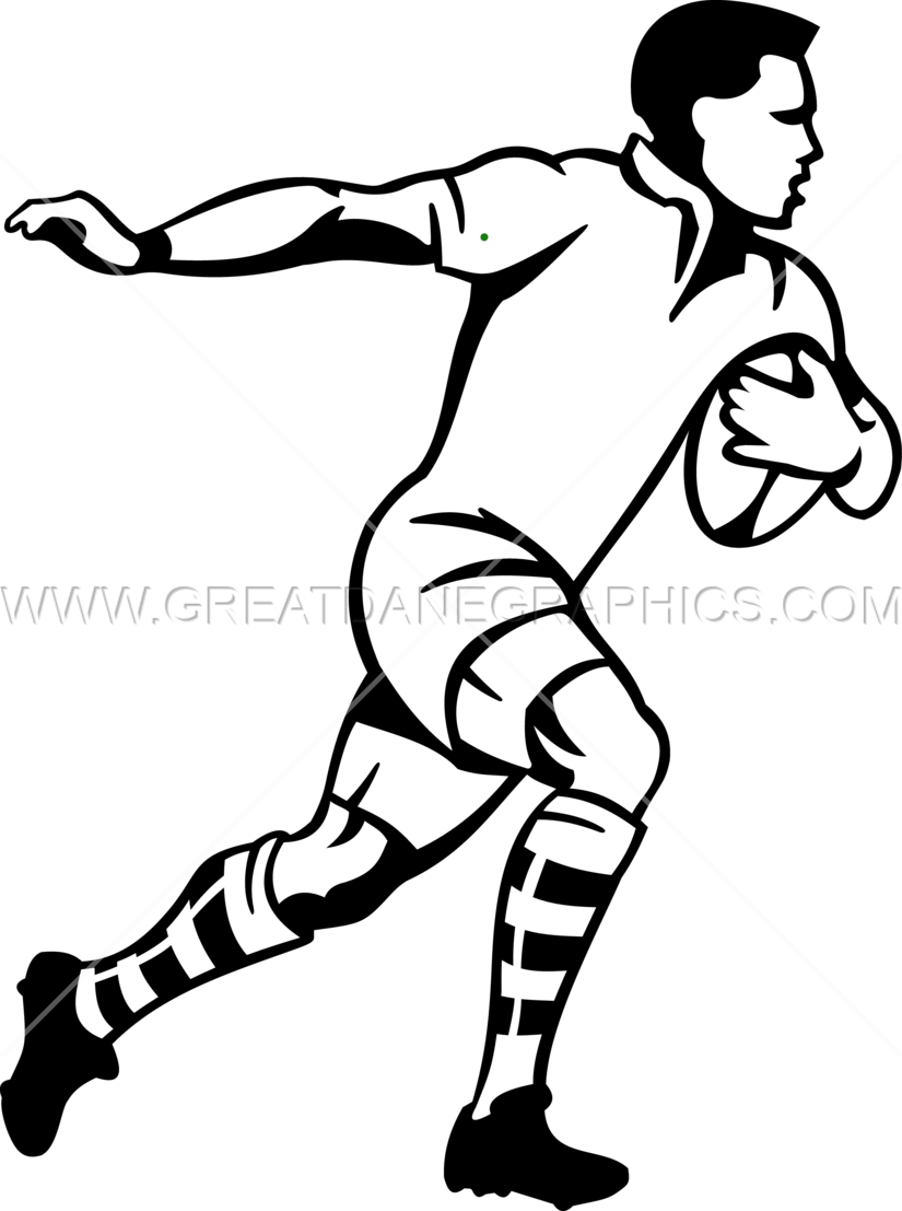 clipart images rugby