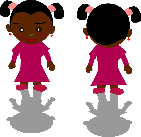 Twins clipart african american baby. Girl clip art at
