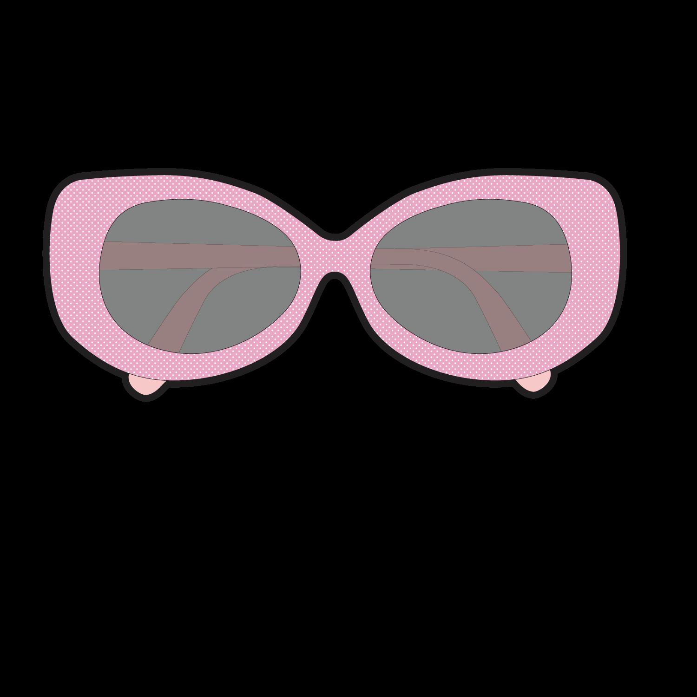Girls clipart sunglasses. Girl transprent png free