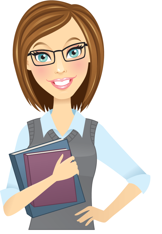 Lady clipart teacher. Png google search characters