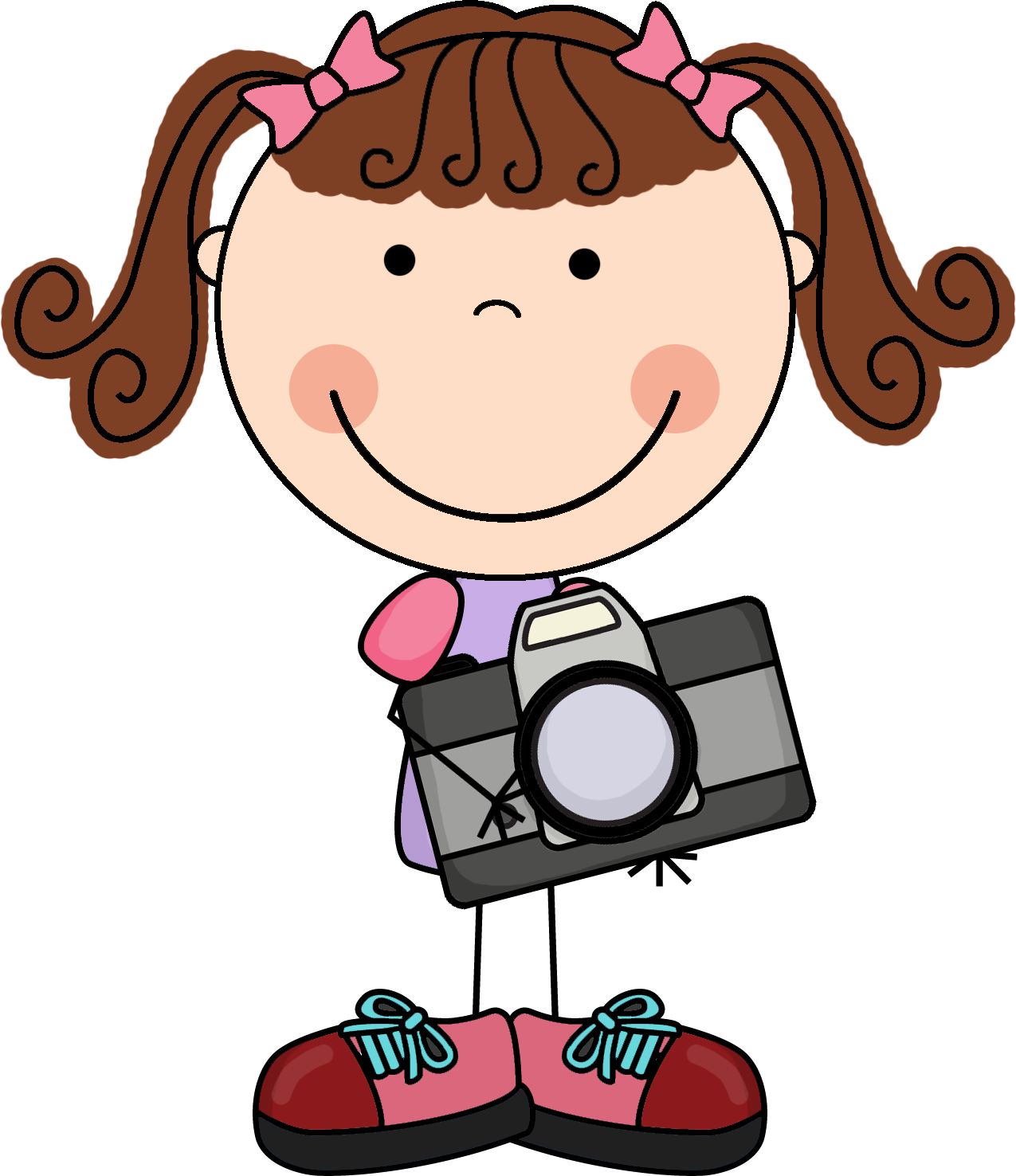 Clipart girl tourism.  collection of tourist