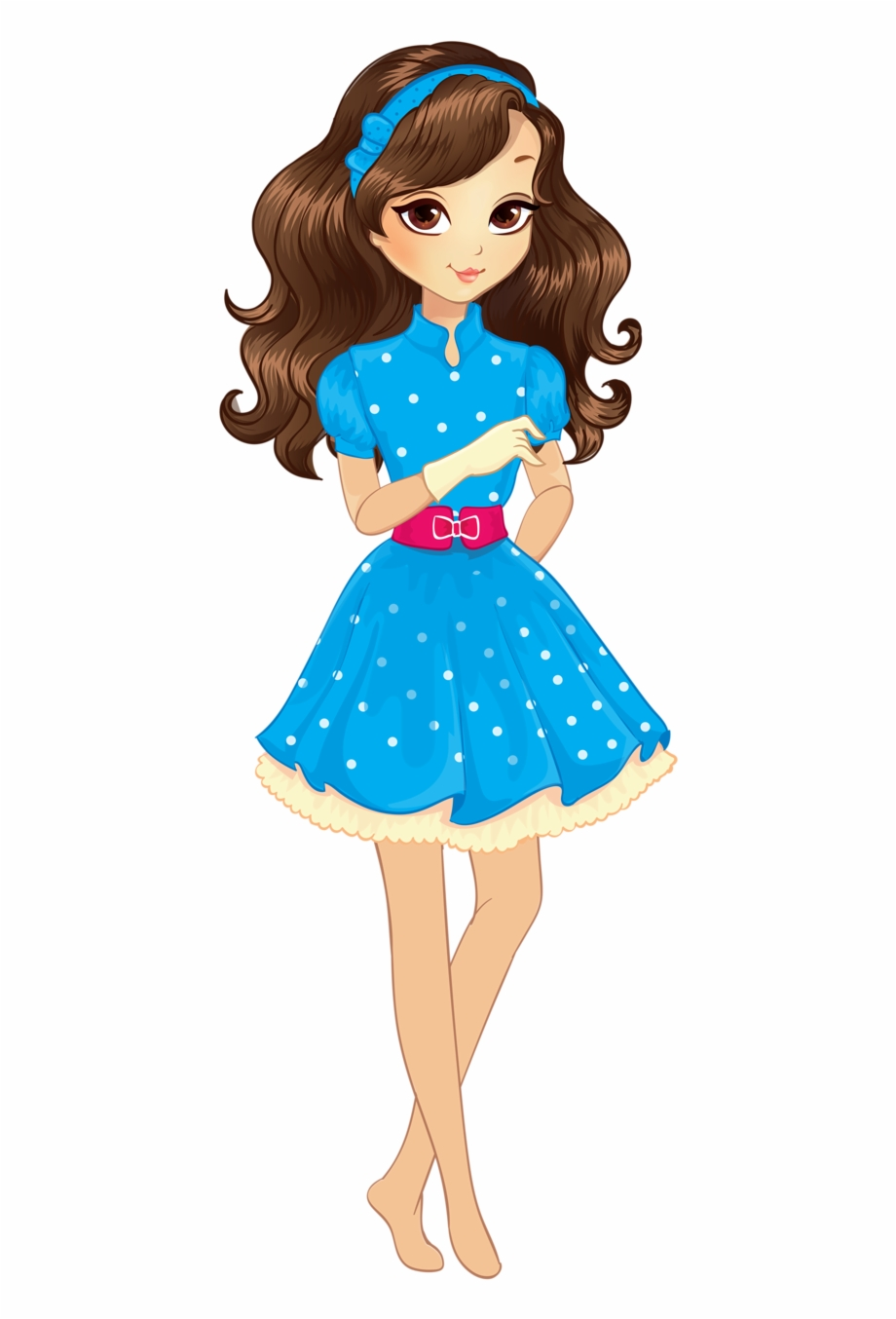 Free girl download clip. Lady clipart transparent