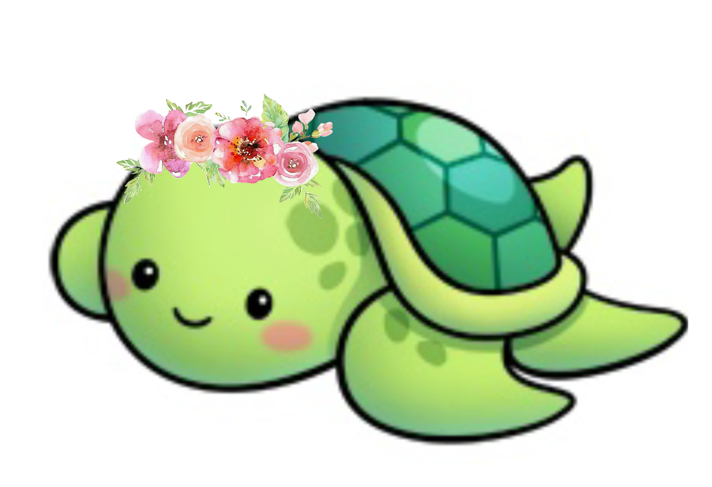 Clipart turtle cute. Girl family report abuse