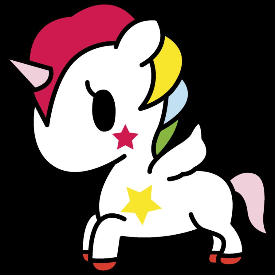 Tokidoki by necronomiconofgod d. Clipart unicorn shape