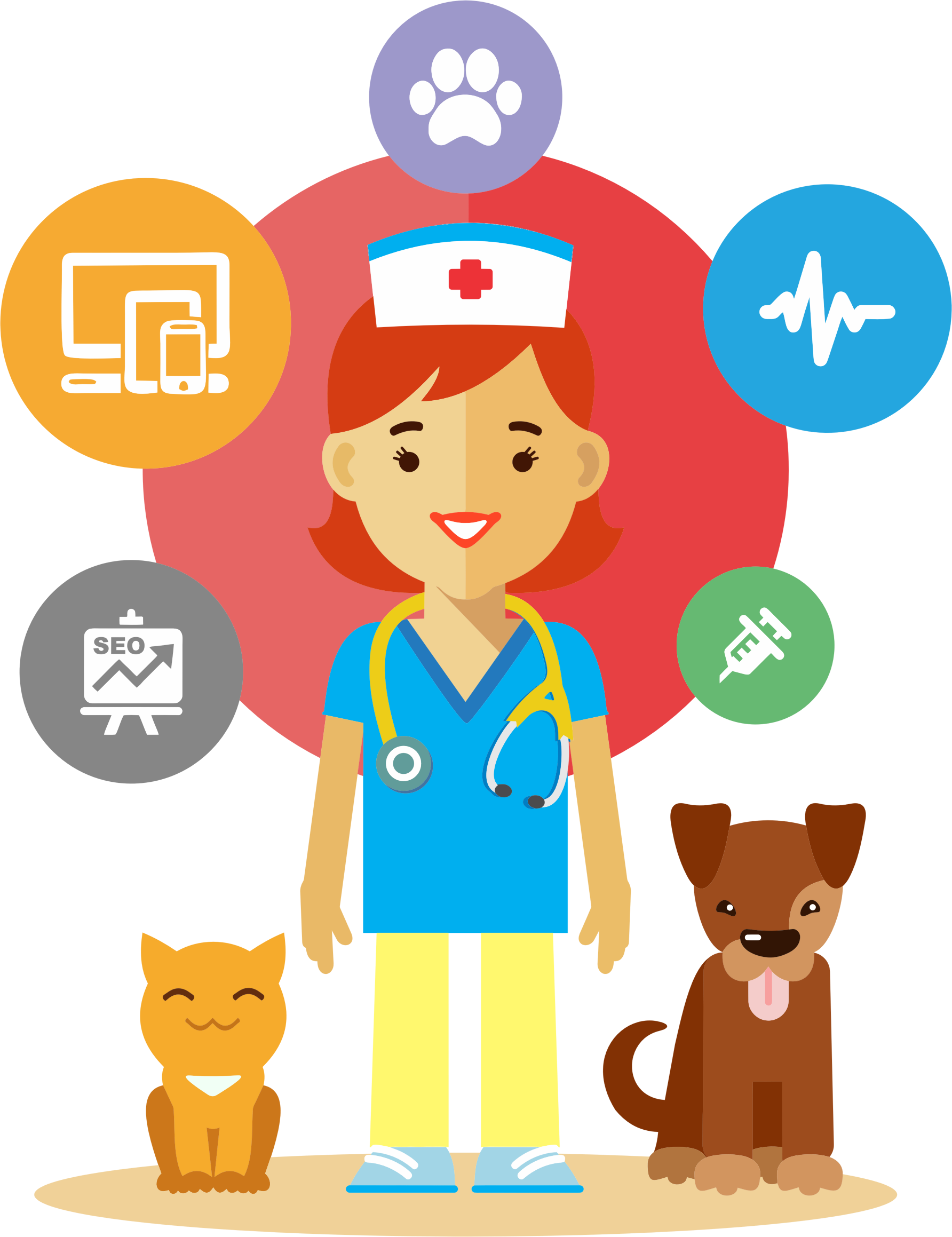 Veterinarian clipart person.  collection of images