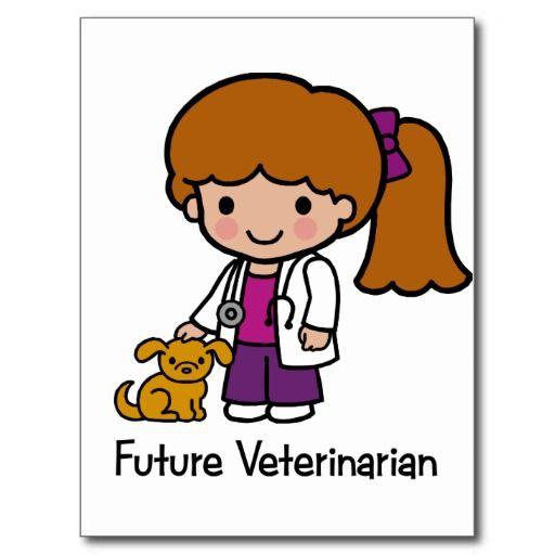 Gallery for girl vet. Veterinarian clipart woman