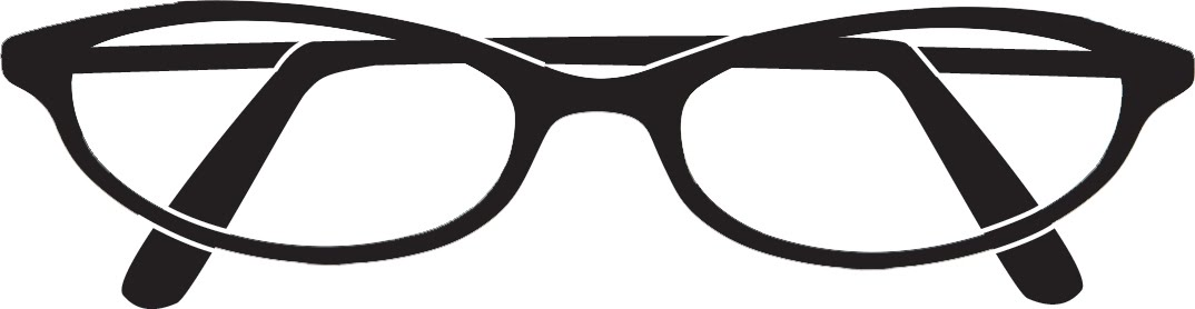 Clipart glasses. Eye