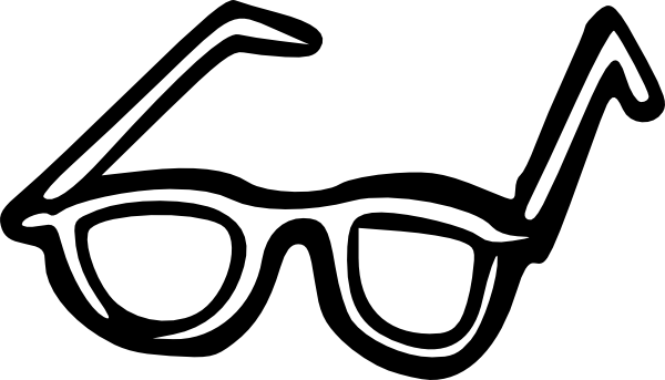 Eyes with panda free. Clipart glasses