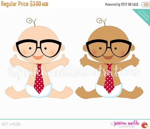 Sale geeky boy cute. Clipart glasses baby