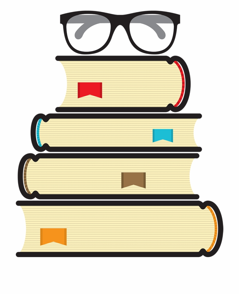Glasses clipart book. Reviews on books transparent