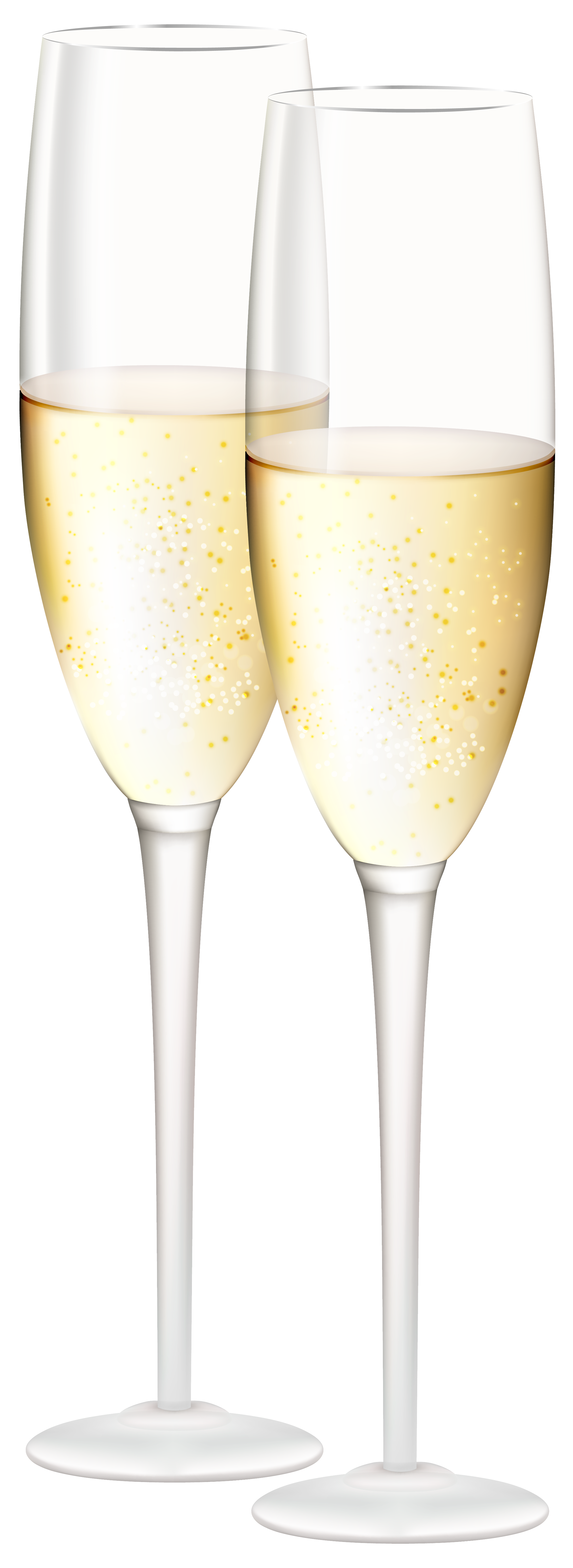 Glasses transparent png clip. Drinking clipart champagne