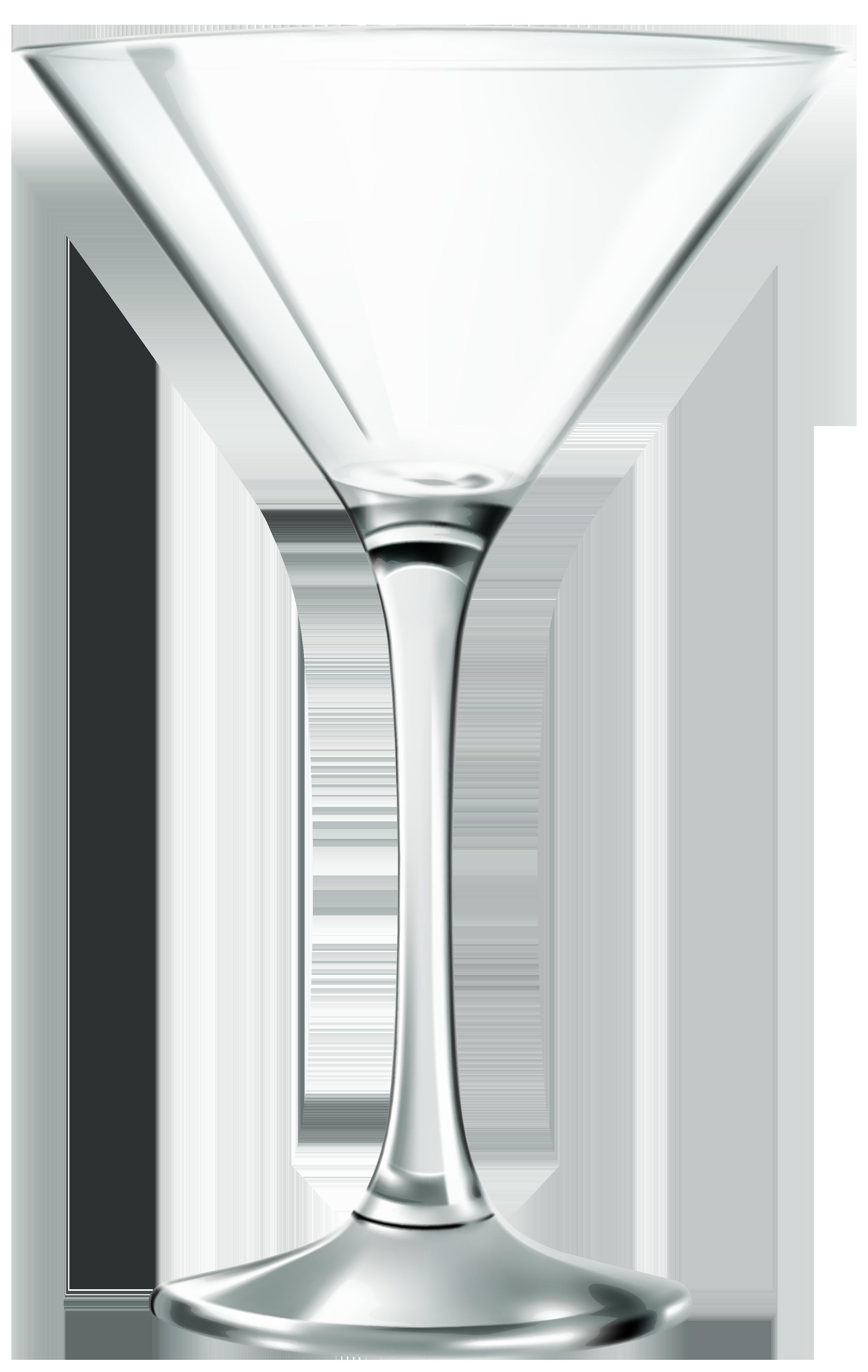 Unusual idea empty png. Glasses clipart martini glass