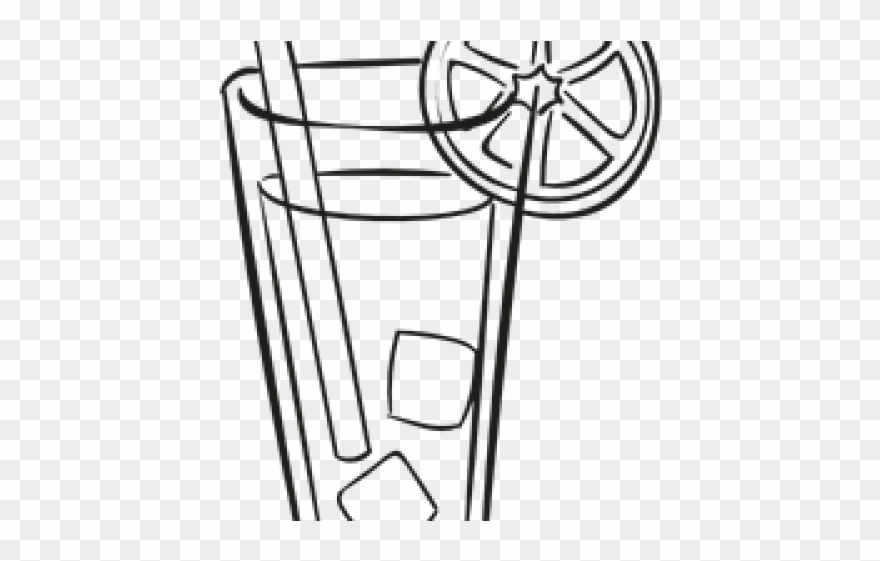 Drink clipart clip art. Glasses cold black and