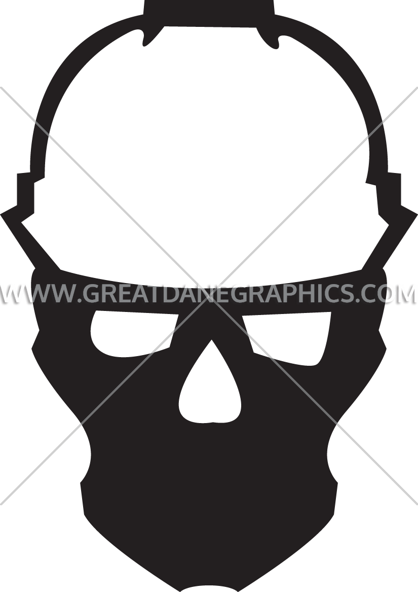 Clipart glasses construction. Hat skull production ready