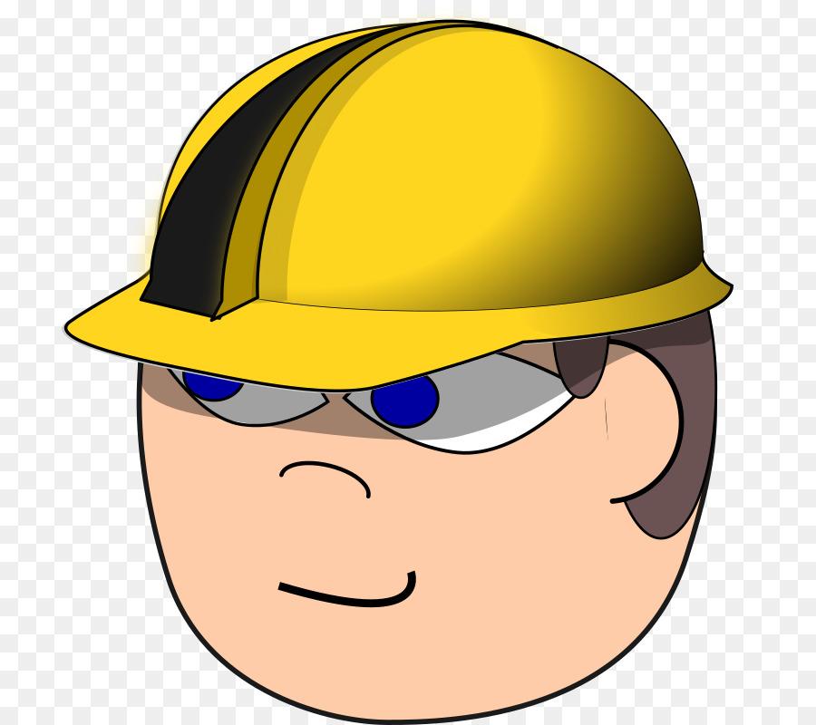 Clipart glasses construction. Background hat cap