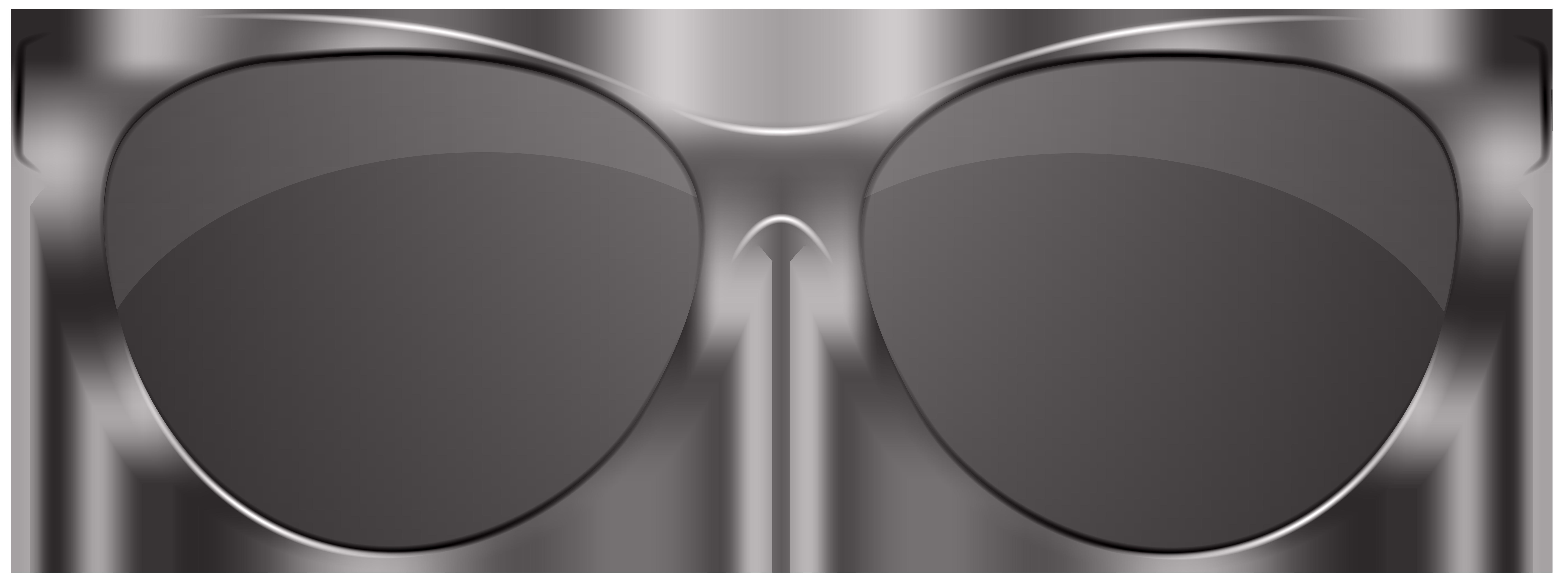 Sunglasses clipart brown. Black png clip art