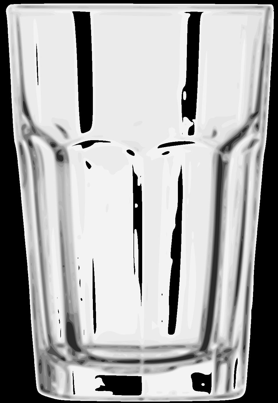 Public domain clip art. Glass clipart buttermilk