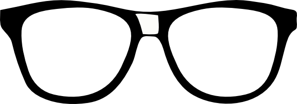 Glasses pencil and in. Eyeglasses clipart nerd glass