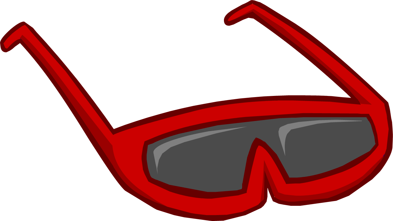 Clipart sunglasses red white blue. Category face items club
