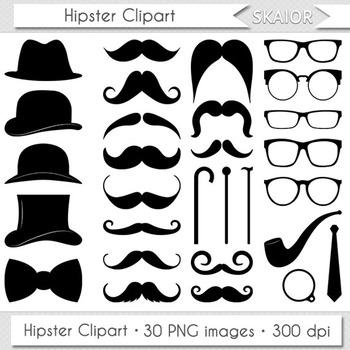 Clipart hat mustache. Moustache gentleman clip art