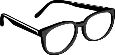 Eyeglasses clipart glass frame. Glasses panda free images