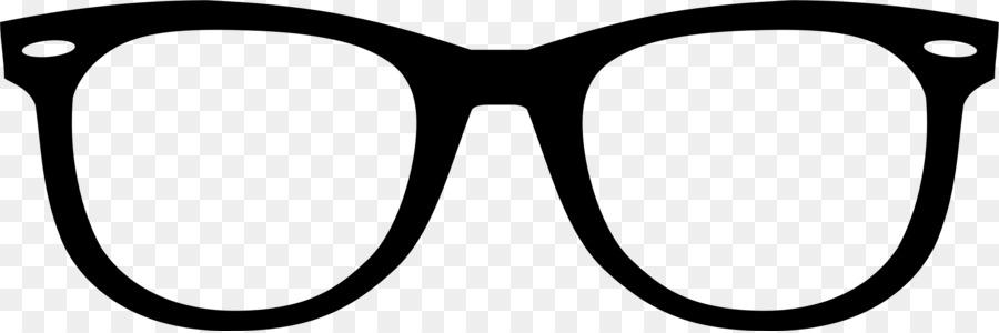 Clipart sunglasses spectacle frame. Black line background glasses