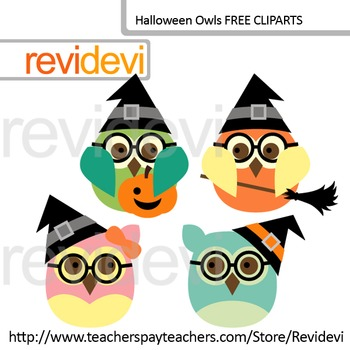 Owls with clip art. Clipart glasses halloween