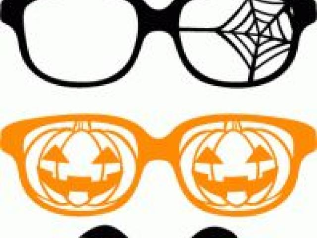 Clipart glasses halloween. Free download clip art
