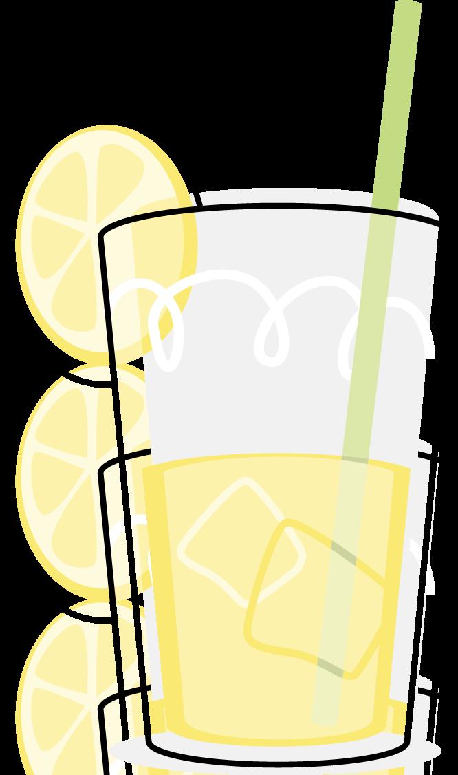 Clipart glasses lemonade. Graphic design designers