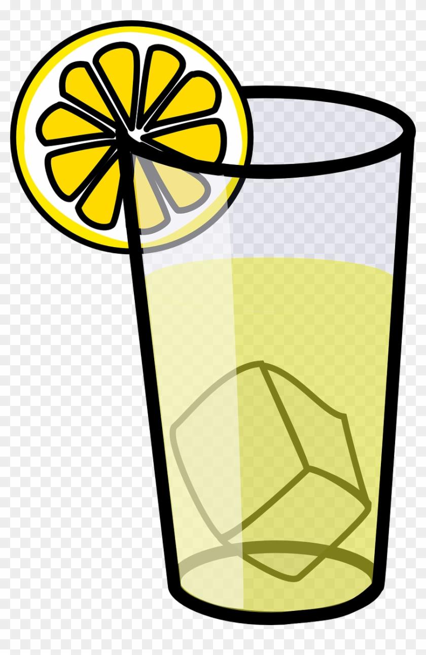 Glass drink beverage png. Lemonade clipart transparent background