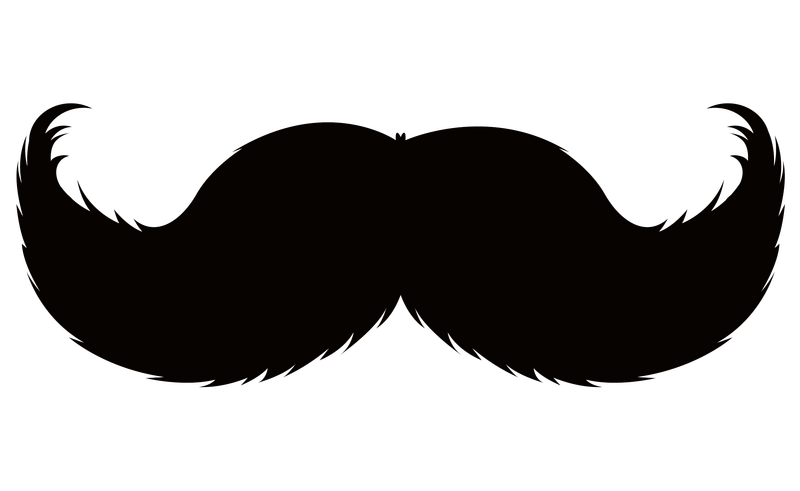 Perfect design mustache pictures. Moustache clipart cowboy