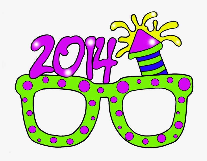 Clipart glasses new year. Serenity s transparent png