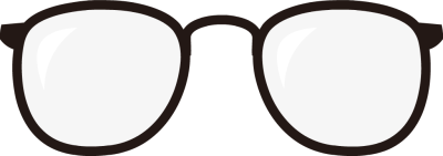 Clipart sunglasses spectacle frame. Glasses panda free images