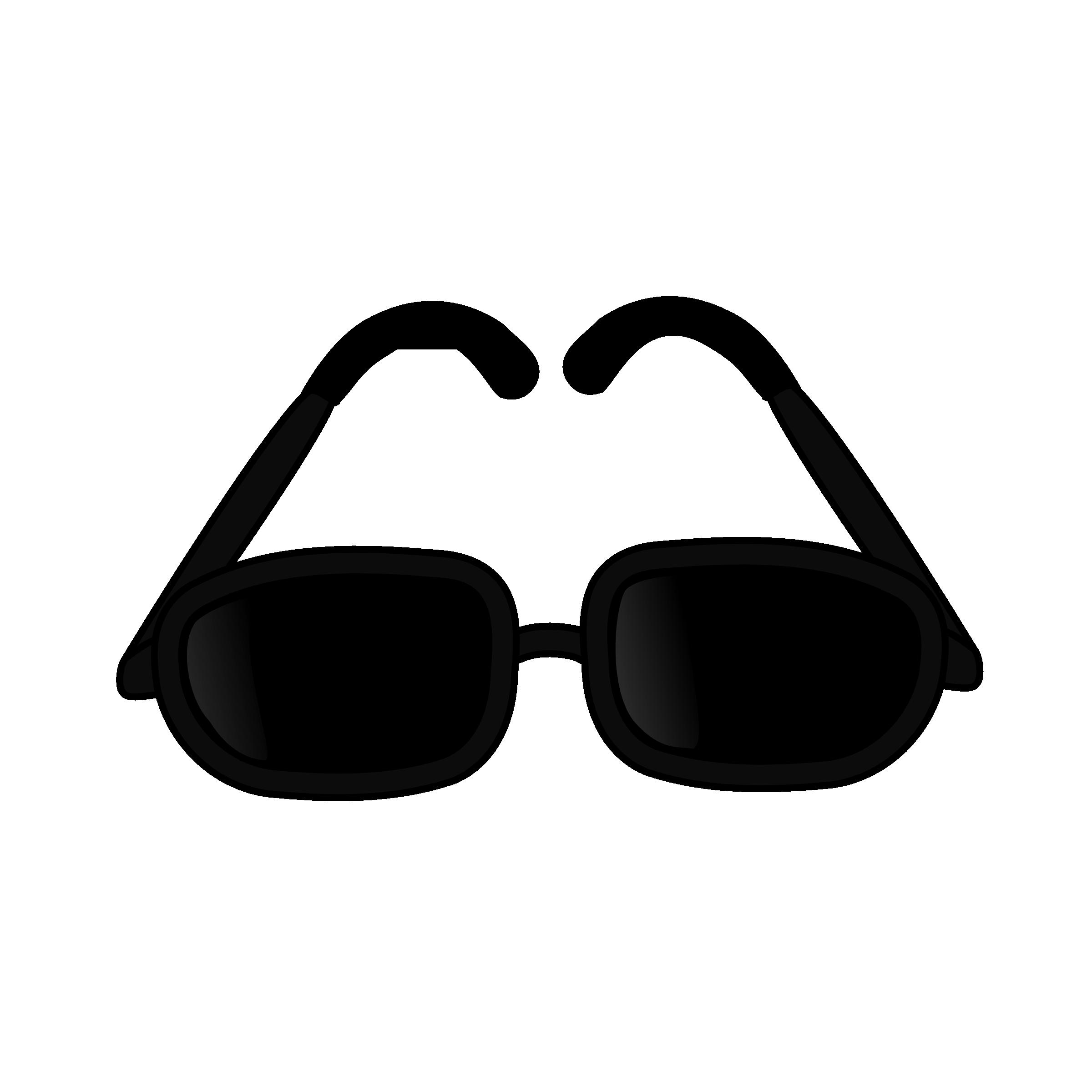 Sunglasses clipart printable. Eyeglasses panda free images