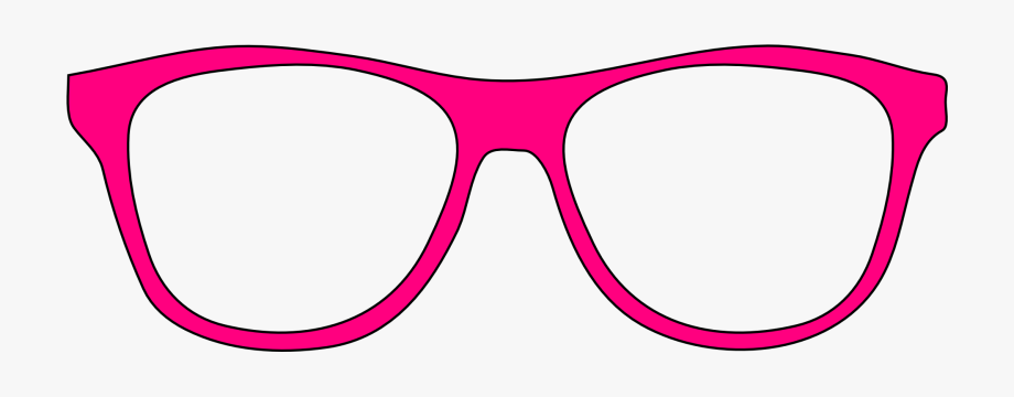Glasses clipart printable. Eye template free papercraft