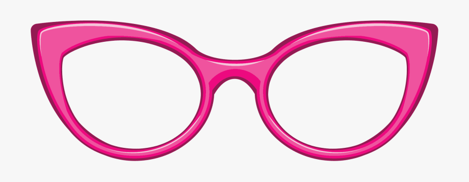 Eye glass for transparent. Clipart glasses photo booth