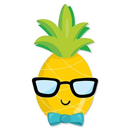 Pineapple clipart boy. Amazon com overly attached