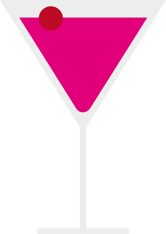 Glasses clipart pink. Martini glass cartoon images