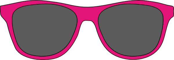 Cliparts best bow ties. Glasses clipart pink