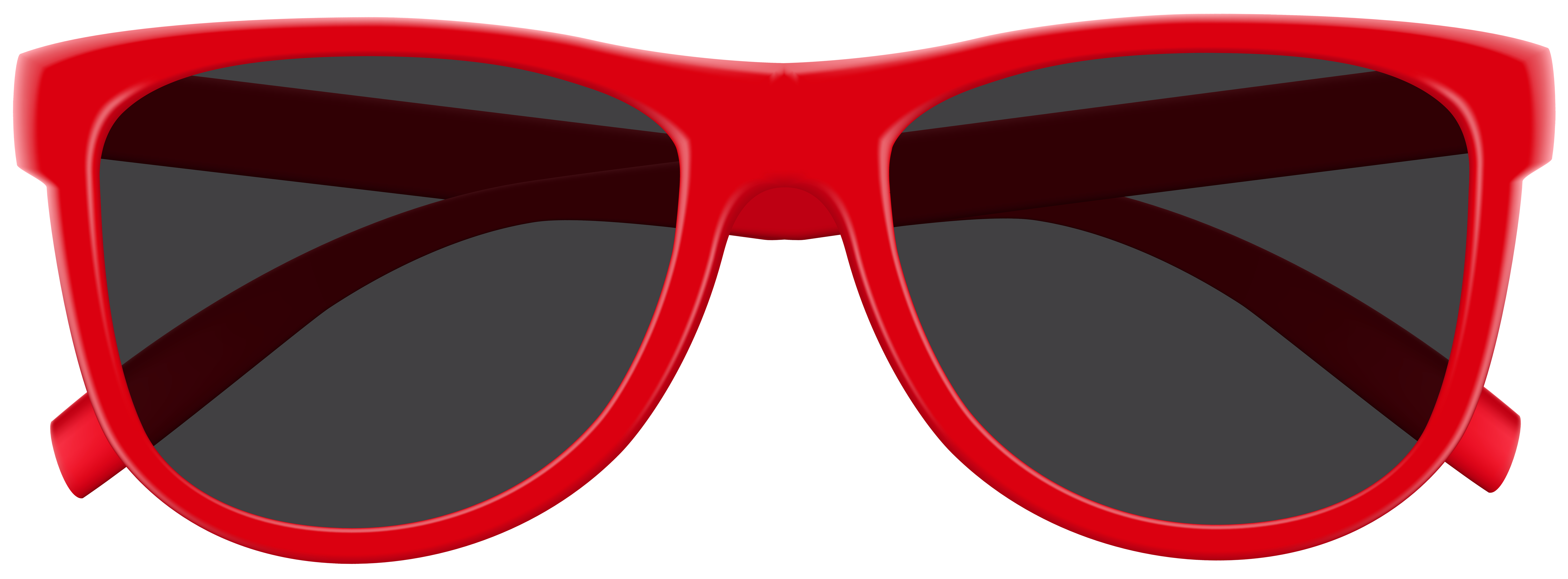Clipart sunglasses red white blue. Png clip art image