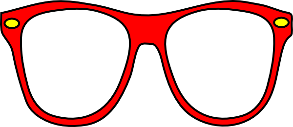 Goggles clipart red glass. Free glasses cliparts download