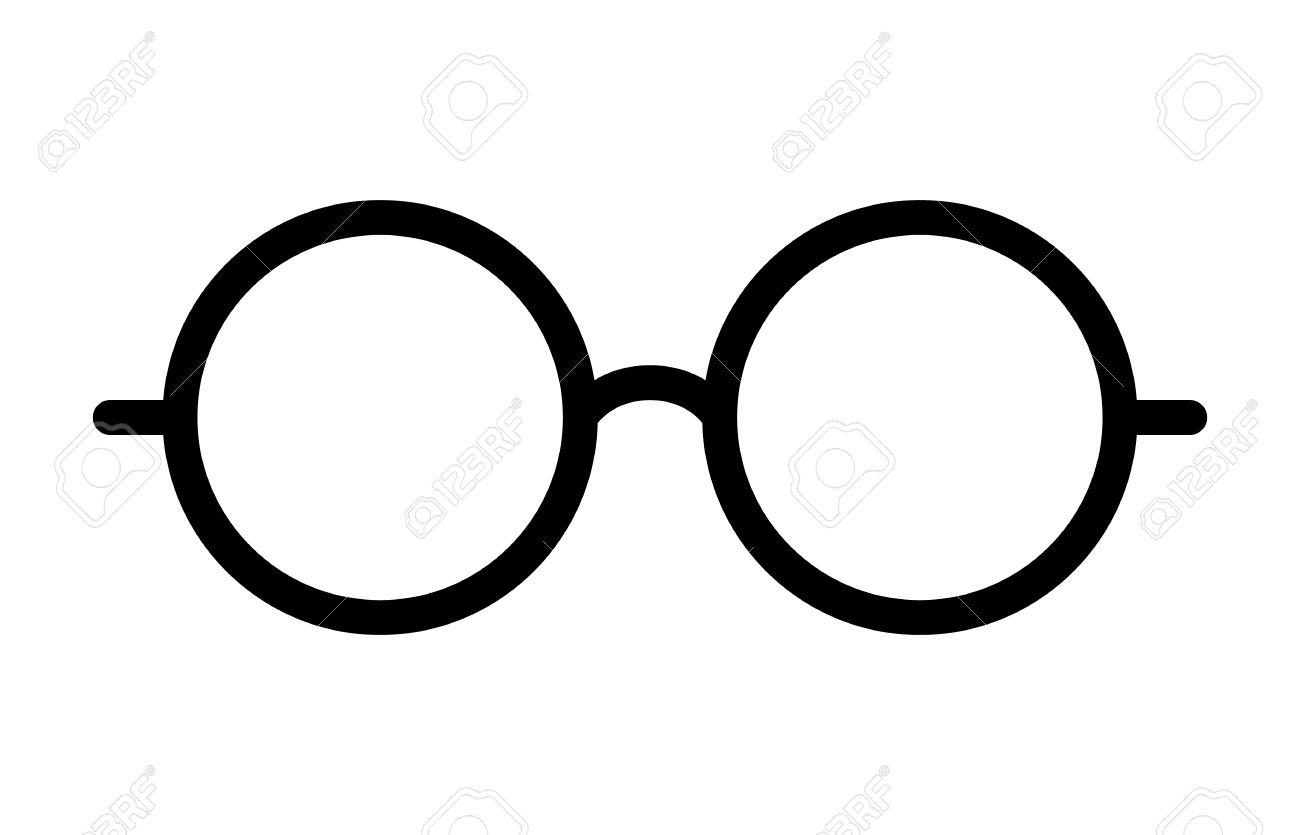 Clipart glasses round glass. Free download best