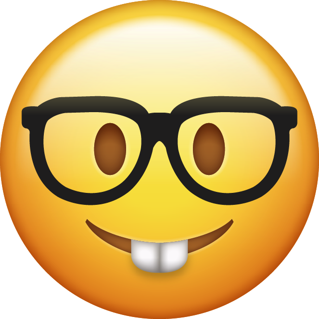 Clipart glasses round glass. Geek face free collection