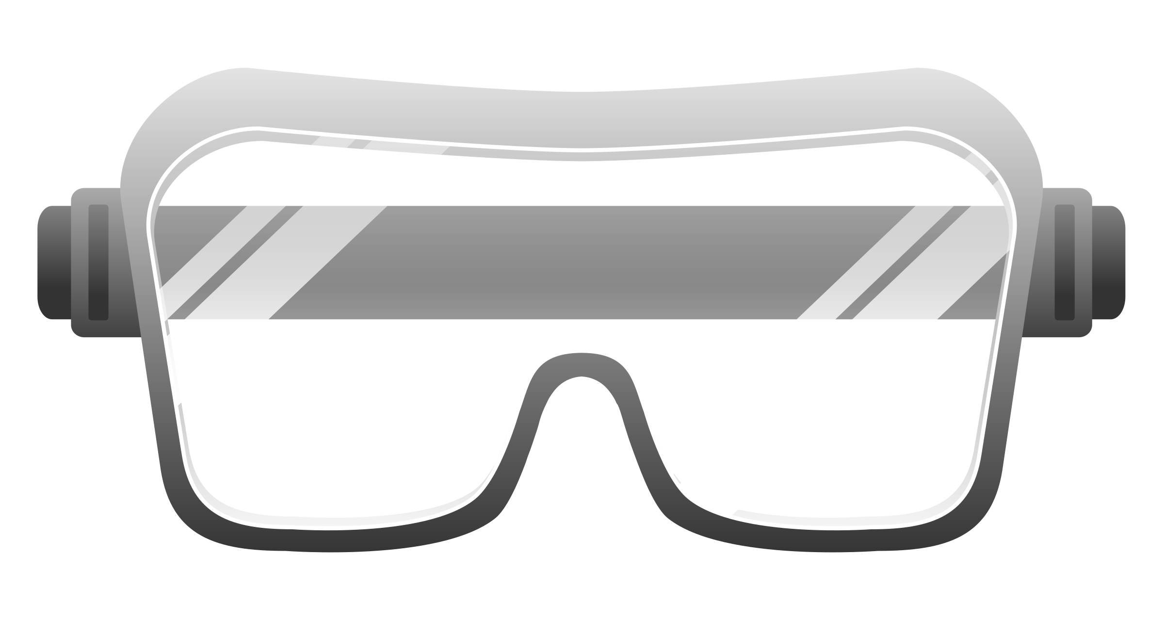 collection of safety. Sunglasses clipart goggle