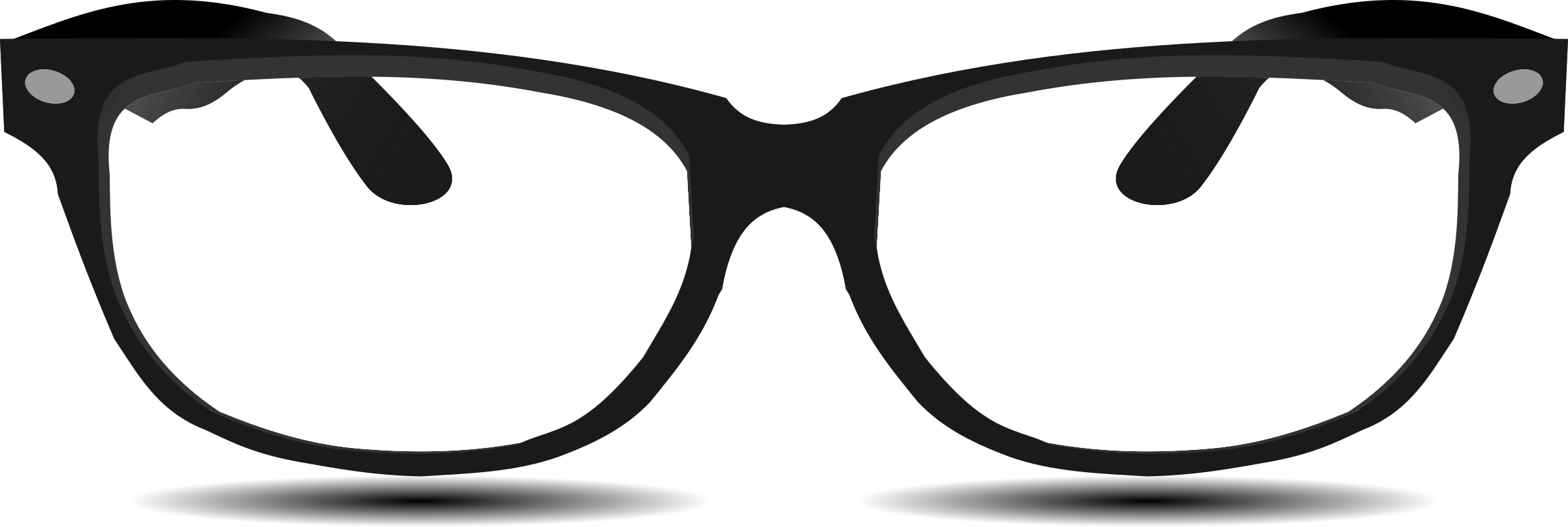 Sunglasses clipart simple. Glasses by hatalar a
