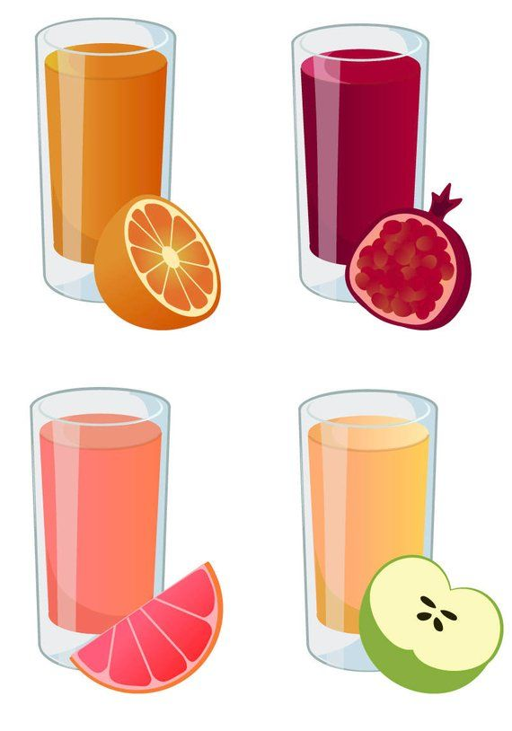 Drinks clipart smoothie. Juice fresh icons printable