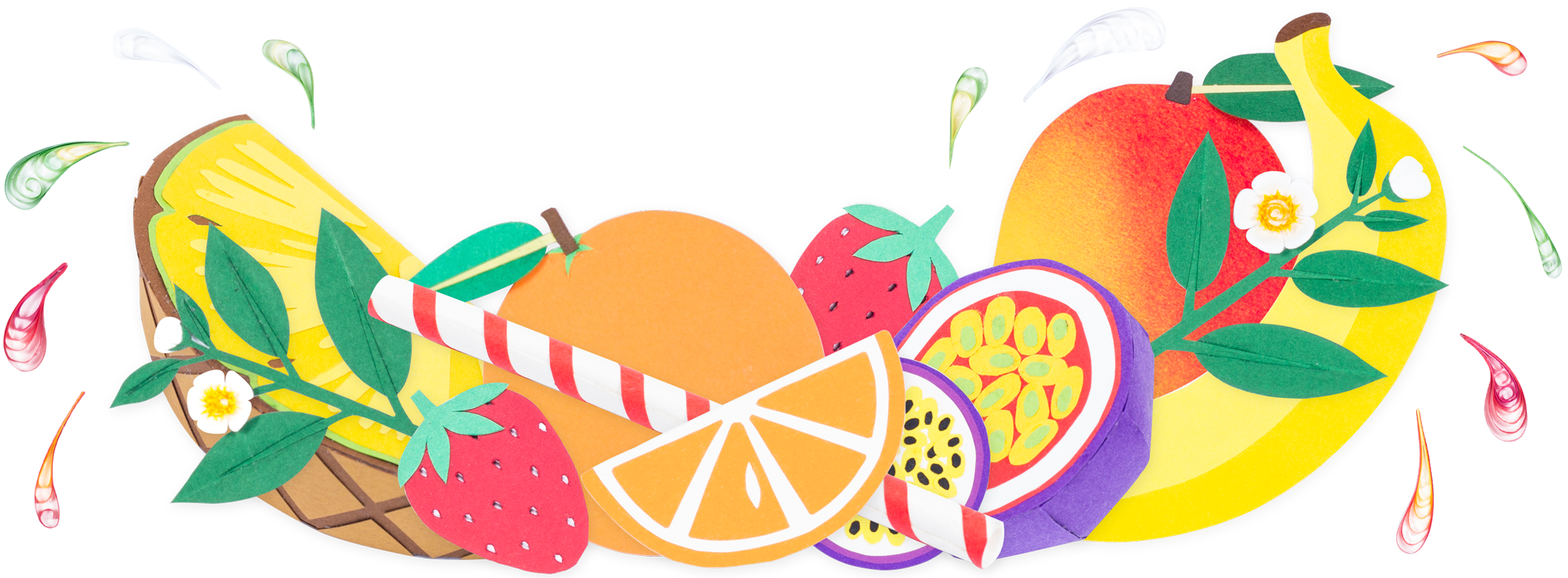 Home froo t natural. Nutrition clipart orange banana