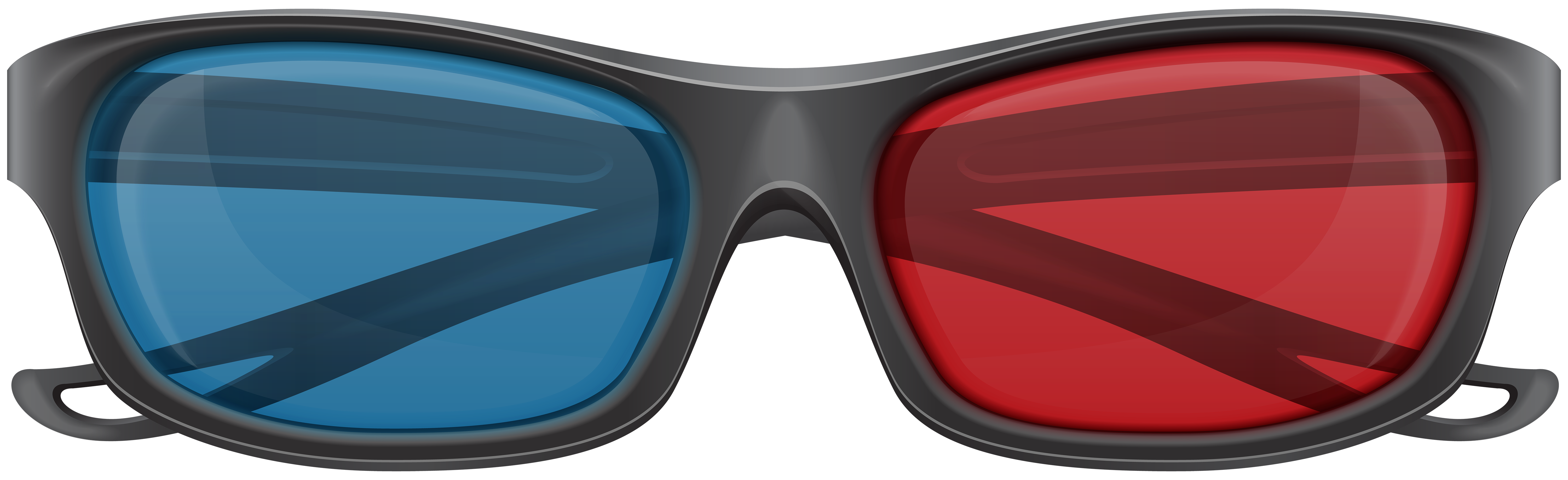 Cinema glasses png clip. Clipart sunglasses red white blue