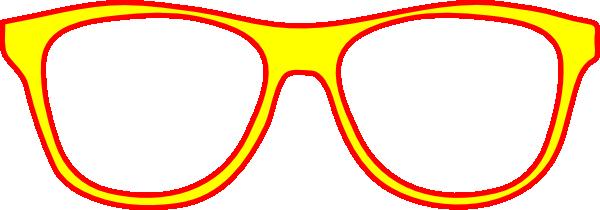 Free yellow cliparts download. Sunglasses clipart fun glass